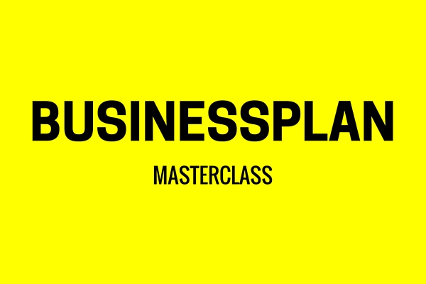 Schrijf je businessplan op 1 A4'tje