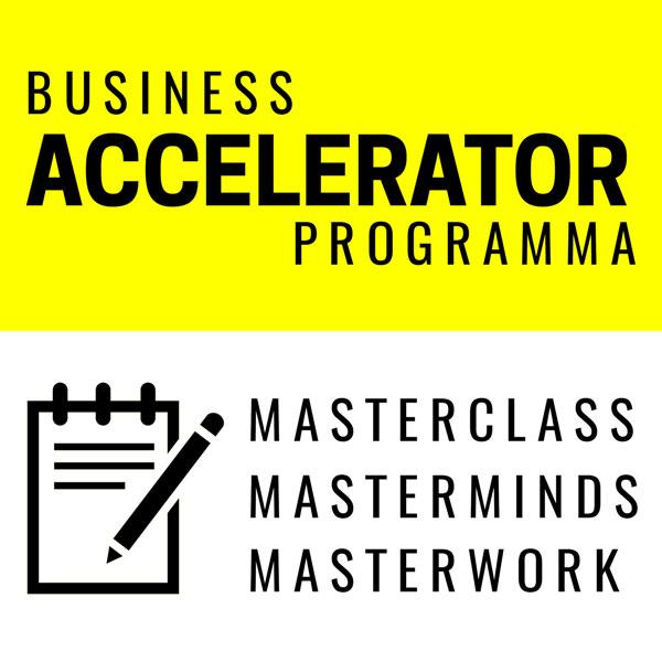 Business Accelerator Programma ZZP OOST